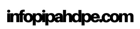 Info Pipa HDPE